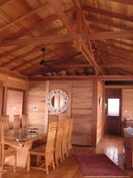 maison bois interieur interieur maison en kit u2013 maison moderne