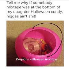 Halloween Meme Daquan Promoting His New Halloween Mixtape Meme By Sniickerz