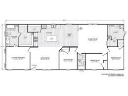 bedroom floor plan 4 bedroom floor plans destiny homes of florida