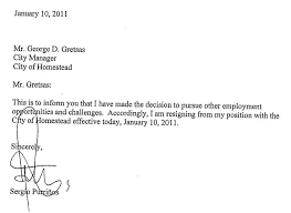 Letter To Submit Resume Inform Letter Notice Letter To Employer 19 Notice Letter