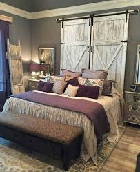 Rustic Bedroom Furniture Ideas - 70 romantic rustic farmhouse master bedroom decorating ideas