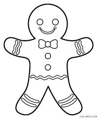 gingerbreadman coloring page miscellaneous coloring pages cool2bkids