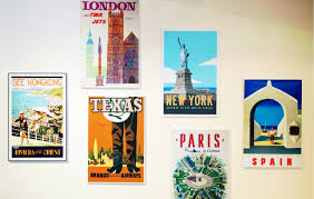 just arrived travel posters decor decoration wall art poster