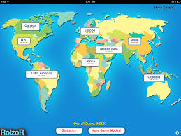 Africa Map Games by Rappido Review Tapquiz Maps Ipadyoupad