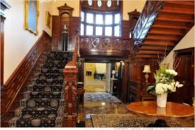 pre 1900 grand staircases from gatsby to mad men home decor