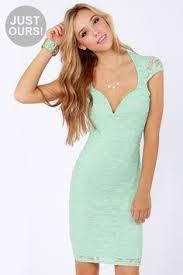 tfnc sarah mint green lace dress mint green dress tfnc and