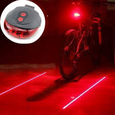 Light Mtb Picture More Detailed Picture About Car Led Victgoal Bicycle Light 2 Lasers Night Cycling Mountain Road Bike