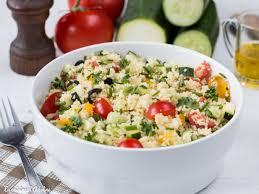 cuisine facile taboulé aux légumes recette facile et rapide la cuisine d adeline