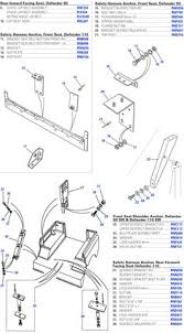 heated windscreen wiring details land rover series 3 pinterest
