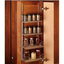 cabinet door mounted spice rack hafele kessebohmer spice rack for mounting on cabinet door or inside