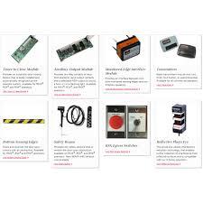 Overhead Door Safety Edge Commercial Operators Accessories