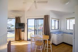 two bedroom waterfront cabins south coast retreat