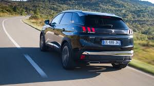 2018 peugeot 3008 pricing and specs new gen suv touches down
