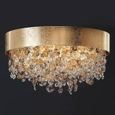 Semi Flush Mount Ola Pl4 Ov Semi Flush Mount Ceiling Light By Masiero Ylighting
