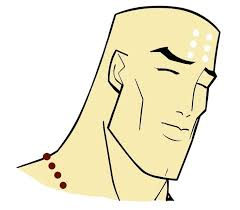 Handsome Face Meme - handsome face master monk guan by imaplode on deviantart