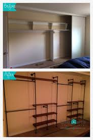 best 25 pipe closet ideas on pinterest industrial closet