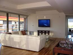 Tv In Living Room Exellent Living Room With Tv As Focal Point A Simply Stunning With