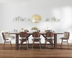 Solid Walnut Dining Table And Chairs Vaerd Dining Chair Mix And Match Tables And Chairs