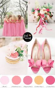 Pink Colour by Pink Palette Strawberry Ice Pantone Spring 2015