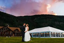 vail wedding venues colorado wedding venues top colorado mountain wedding