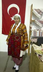 each of seven turkey regions has its own clothing traditions and