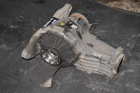 audi a4 b7 8e quattro rear axle diff differential eub