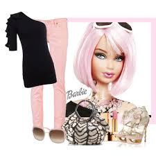 barbie tattoo polyvore