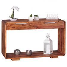 Schreibtisch Echtholz Konsolentische Und Andere Tische Von Wohnling Online Kaufen Bei