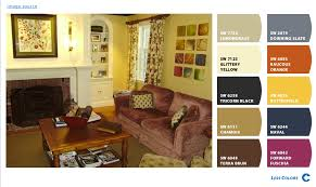 color palette for home interiors fair home decor color palettes about interior home ideas color