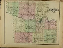 Shawnee Map Mosel Miami Musings The Kansas Leg From Kansas City Mo To Tipton Ks