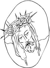 free printable jesus coloring pages for kids inside coloring