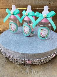 mermaid baby shower decorations 12 mermaid baby shower favors the sea baby