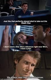 Funny Star Wars Meme - imgflip star wars memes jokes pinterest star supergirl and