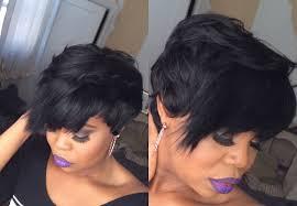 cute short weave hairstyles fade haircut