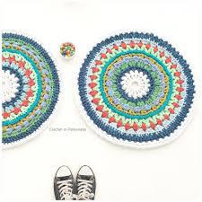 Crochet Tshirt Rug Pattern 81 Best Trapillo Crochet T Shirt Yarn Rugs By Anneke Wiese Images
