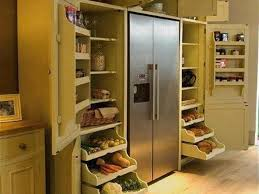 Kitchen Cabinets With Drawers That Roll Out by Shelves Pantry Roll Out Storage System Unstained Wooden Slide