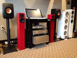 Best Speakers by Parasound P5 A21 Zdac With Ls 50 At Monaco Audio Video Hifi And