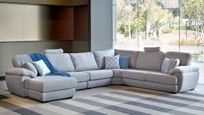 Home Decor Fabric Stores Near Me Zavier Fabric Corner Lounge With Chaise Lounges Living Room