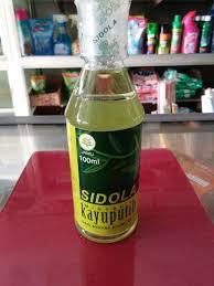 Minyak Kayu Putih Sidola 100 Ml jual minyak kayu putih sidola 100ml toko obat dhiyu