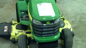 john deere x530 multi terrain tractor john deere x500 series