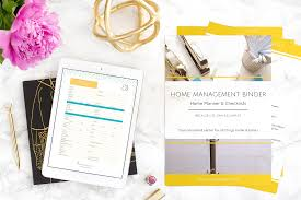 home management binder helena alkhas
