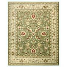Green Area Rugs Safaviehfrench Tapisfrench Tapis Tufted Rug Francese