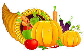 basket clipart cornucopia pencil and in color basket clipart