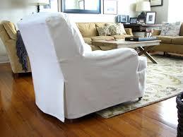 Linen Chair Slipcover Living Room Grey Slipcover Sofa Pottery Barn Slipcovers Rocker