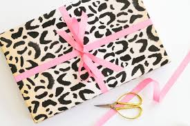 cheetah print wrapping paper leopard print wrapping paper when it rains paper co colorful