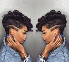 hair cuts that are shaved on both sides and long on the top for women 23 pretty hairstyles for black women 2018 african american