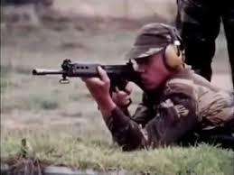 fireforce one man s war in the rhodesian light infantry a man among men the rhodesian light infantry youtube