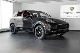 2018 porsche cayenne v6 for sale in colorado springs co 18028