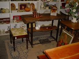 Singer Sewing Machine Desk Custom Made Cypress Slab Table On Commerical Singer Sewing Machine