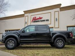 Ford Raptor Truck Black - 2017 ford f 150 raptor for sale in springfield mo stock p5022